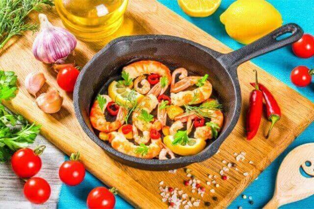 スペインのオリーブオイルとスペイン料理レシピ