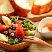 オリーブオイルの料理