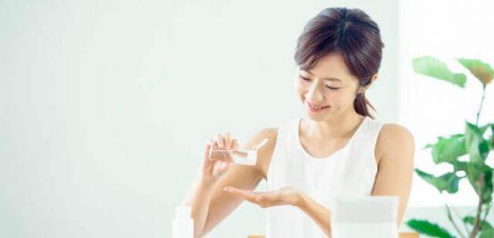 オリーブオイルの化粧水