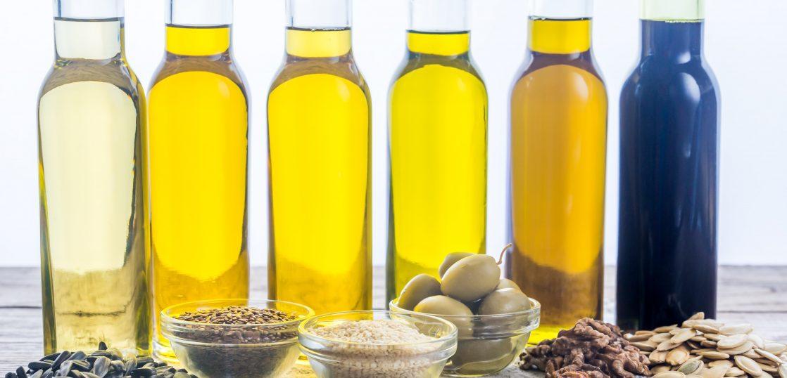 食用オイルの種類と効果