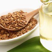 アマニ油の健康効果